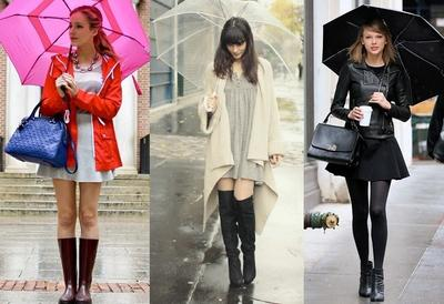3 Item Fashion Korea Yang Cocok Untuk Musim Hujan